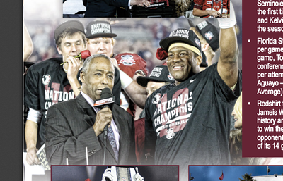 From the 2014 BCS National Championship gallery.