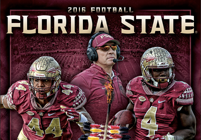 In our annual opening to football season, we've flipped through the 2016 FSU Football Media Guide looking for wlpearce.com photos used in the guide.  This gallery contains those photos.  See you can find them in the media guide.  Links are provided for each photo back to the wlpearce.com gallery containing that photo.  Let us know if you find one that we missed!