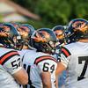 2016 Eagle Rock Football vs Lincoln Tigers