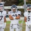 2016 Eagle Rock Football vs Sotomayor Wolves