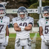 2016 Eagle Rock Football vs Sotomayor Wolves