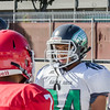 2016 Eagle Rock JV Football vs Hollywood Shieks