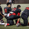 2016 Torres Toros Football vs Angelou Wolfpack