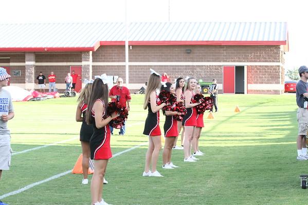 2016 Childress Varsity Football