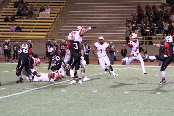 2016 Gruver Varsity Football