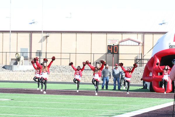 2016 Hamlin Varsity Football