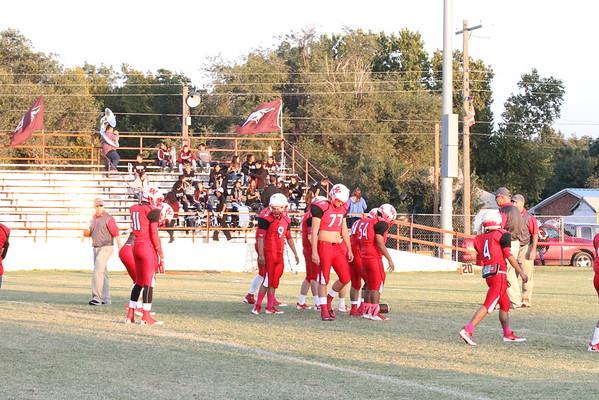 2016 Ralls Varsity Football
