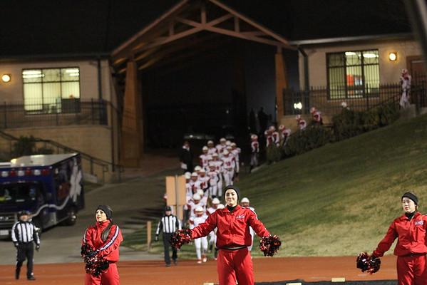 2016 Seagraves Varsity Football