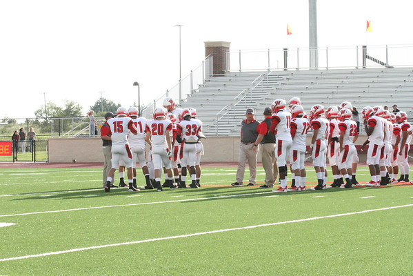 2016 West Texas High Varsity Football