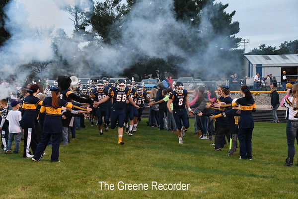 Football vs Rockford - Homecoming