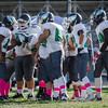 2016 Eagle Rock JV Football vs Franklin Panthers