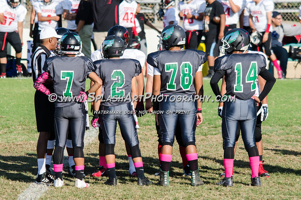 2016 Eagle Rock JV Football vs Torres Toros