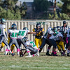 2016 Eagle Rock JV Football vs Wilson Mules