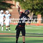 NCAA FOOTBALL:  SEP 17 Livingstone at Davidson