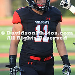 NCAA FOOTBALL:  SEP 17 Livingstone at Davidson