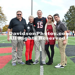 NCAA FOOTBALL:  NOV 19 Morehead State at Davidson