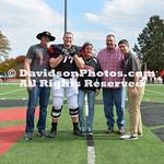 NCAA FOOTBALL:  NOV 19 Morehead State at Davidson
