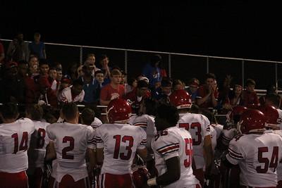 2016 football opening game vs. Prairie