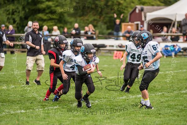 From Clinic_vs_Hanover game on Sep 24, 2016 - Joe Gagliardi Photography