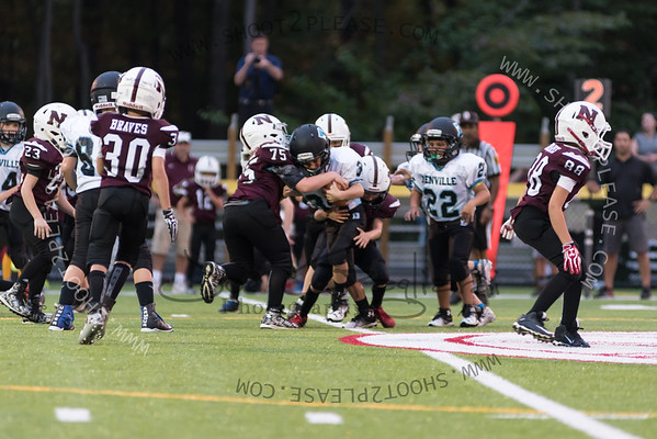 From Clinic_vs_Newton game on Sep 09, 2016 - Joe Gagliardi Photography