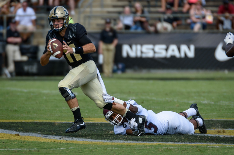 9/3/16 Eastern Kentucky, David Blough