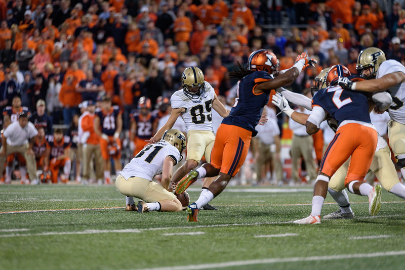 10/8/16 Illinois, Game-winning Field Goal