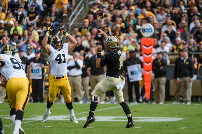 10/15/16 Iowa, David Blough