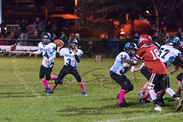 From JV_vs_Rockaway game on Oct 29, 2016 - Joe Gagliardi Photography