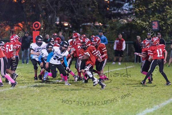 From JV_vs_Rockaway game on Oct 29, 2016 - Joe Gagliardi Photography