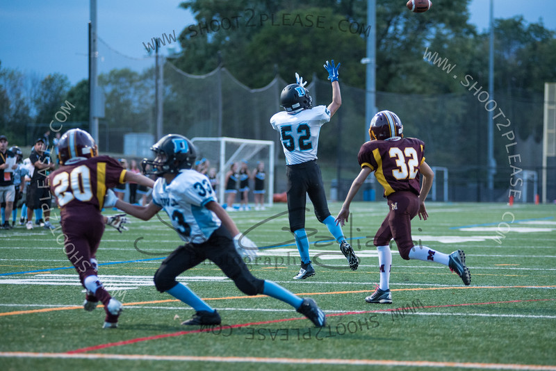 From JV_vs_Madison game on Sep 17, 2016 - Joe Gagliardi Photography