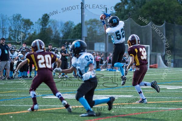 From JV_vs_Madison game on Sep 17, 2016 - Joe Gagliardi Photography