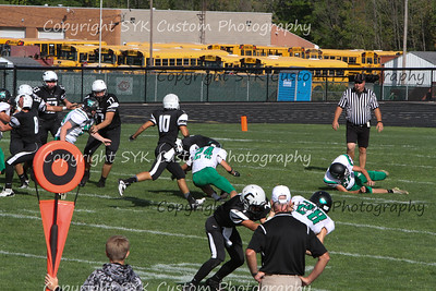 WBHS JV Football vs Carrollton-26