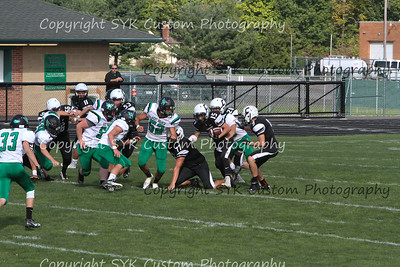 WBHS JV Football vs Carrollton-62