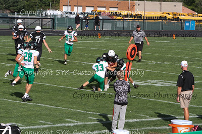 WBHS JV Football vs Carrollton-21