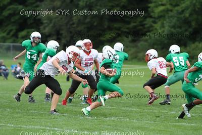 WBMS 8th Grade Football vs Alliance-13