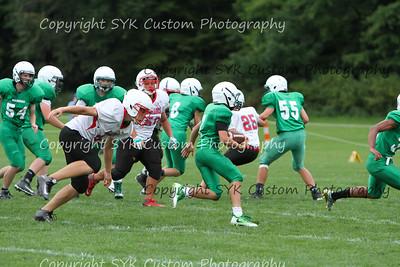 WBMS 8th Grade Football vs Alliance-14