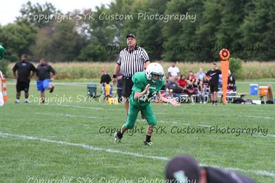 WBMS 8th Grade Football vs Alliance-7