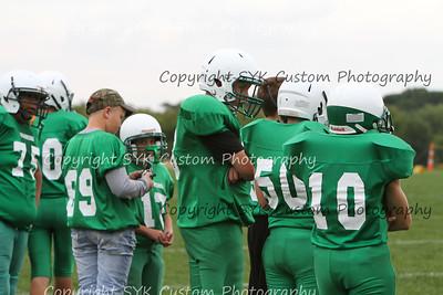 WBMS 8th Grade Football vs Alliance-23