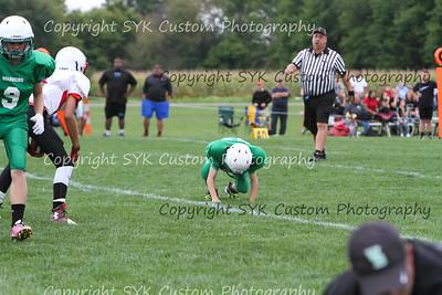 WBMS 8th Grade Football vs Alliance-6