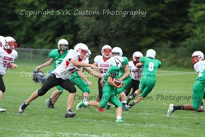 WBMS 8th Grade Football vs Alliance-12