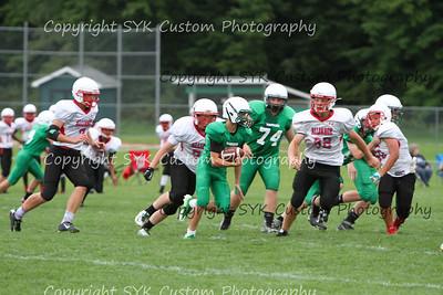 WBMS 8th Grade Football vs Alliance-10