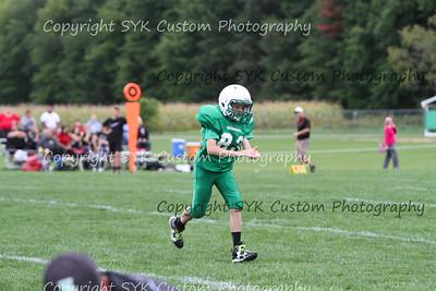 WBMS 8th Grade Football vs Alliance-9