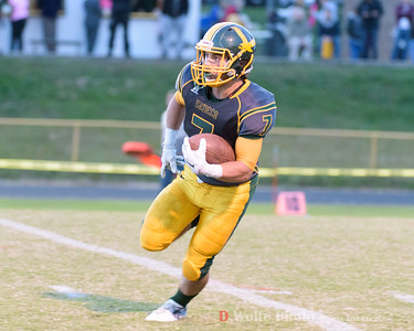 Adrian Feliz-Platt a Seneca Valley all star and leading rusher in the DC Metro area.
