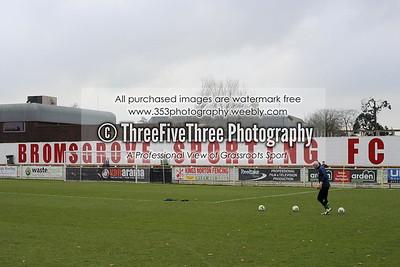 Bromsgrove Sporting 1 Leicester Road 0