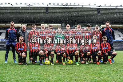 Carshalton Boys Sports College U14 3 Audenshaw School U14 3 (5-4p)