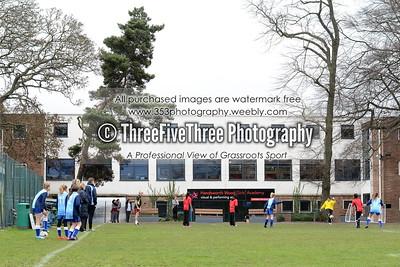 Handsworth Wood Girls Academy U12 0 St Bedes Catholic Middle School U12 9