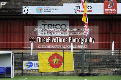 Worcestershire SFA U14 0 Lancashire SFA U14 3