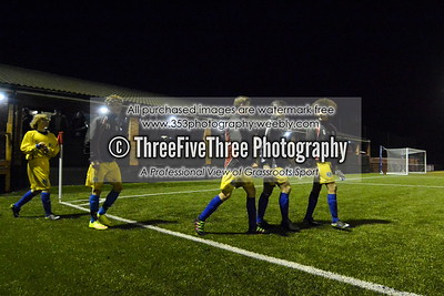 West Midlands U16 0 Merseyside U16 3