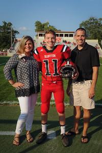8-25-17 BHS Football Parents Night-11 Tyson Shutler