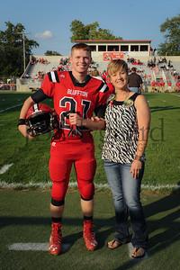 8-25-17 BHS Football Parents Night-21 Dakota Bricker